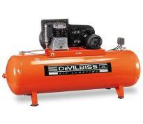 Compresseur d'air à piston 500L - 5.5 CV - 400 V