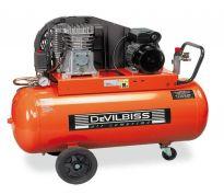 Compresseur d'air à piston 90 Litres - 3cv - 230V