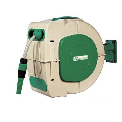 Dévidoir automatique tuyau d'arrosage 15m ACQUAROLL15