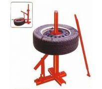 Démonte-pneu manuel pour auto