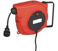 Enrouleur électrique 220 V automatique - 9 m + 1.5 m