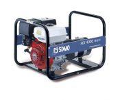 Groupe électrogène Essence - 4000 W - 230 V - SDMO