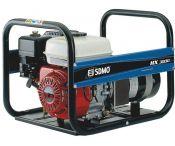 Groupe électrogène Essence - 3000 W - 230 V - SDMO