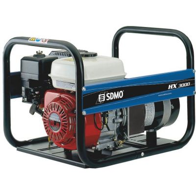 Groupe électrogène Essence - 3000 W - 230 V