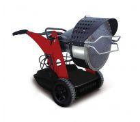 Chauffage Infrarouge fioul à rayonnement - 42 kW