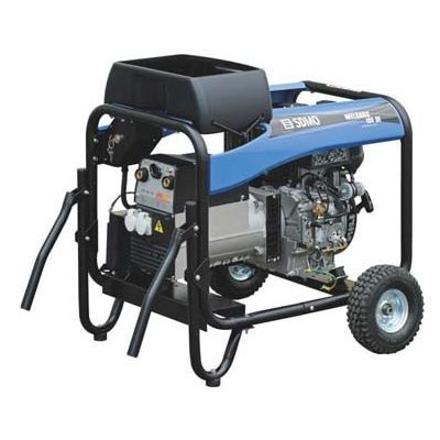 Groupe de Soudage WELDARC 180DE-C Diesel