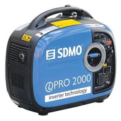 Groupe électrogène Essence - 2000 W - 230 V - Inverter