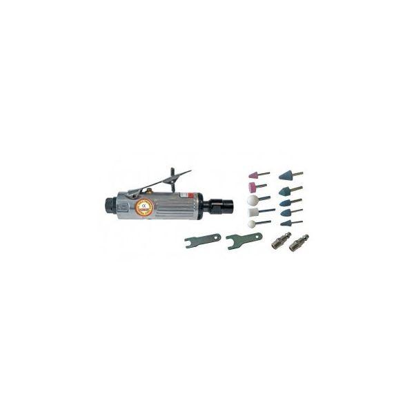 outils pneumatiques  mecafer meuleuse droite pneumatique meules