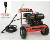 Pack nettoyeur haute pression 5.5 CV + Rotabuse - ELECTROPOWER