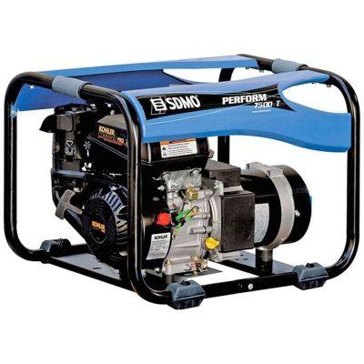 Groupe électrogène essence - 6500 W - 8.10 kVa - 400 Volts - 230 Volts