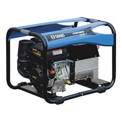 Groupe électrogène - 400 V - 4500 W - Essence