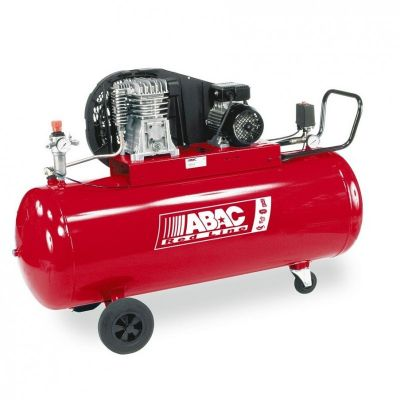 Compresseur d'air mobile à pistons - Cuve 150 L - Red Line B2800BI/150 CM3
