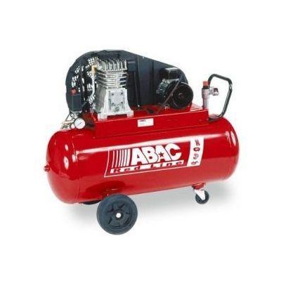 Compresseur d'air mobile à piston 9 bars - Cuve 90 L - Red Line B2800BI/90CM3