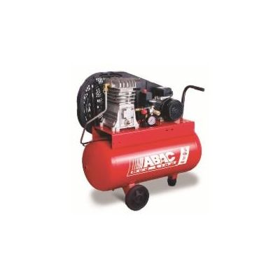 Compresseur d'air mobile à pistons - Cuve 50 L - Red Line B2800I/50CM2