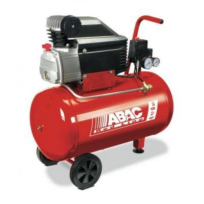 Compresseur d'air mobile à pistons - Cuve 50 L - Red Line Montecarlo RC2