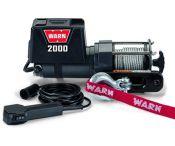 Treuil électrique - 12 V - DC 2000 - quads et nautisme - 907 kg - WARN