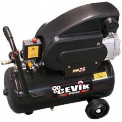 Compresseur 25 litres - GAMME PRO - 2 CV