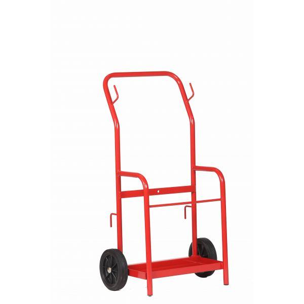 chariot pour rollerflam l vis 150 mm. Black Bedroom Furniture Sets. Home Design Ideas