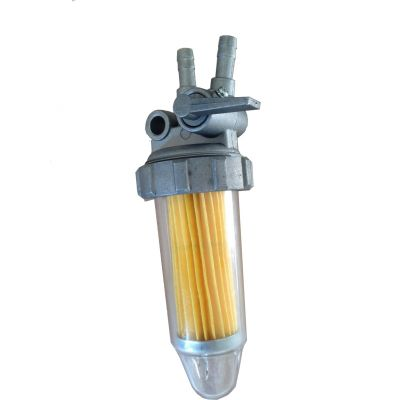Filtre à gasoil complet pour groupe électrogène avec cartouche de filtration
