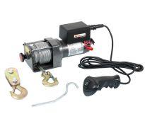 Treuil électrique pour QUAD12V -traction maxi 1134 kg