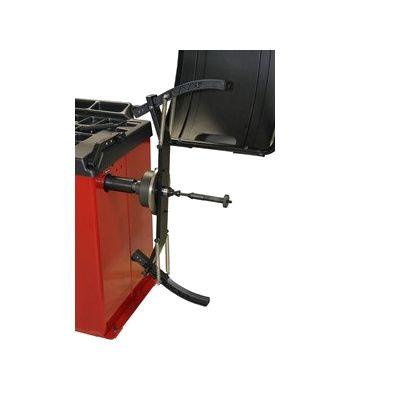 Adaptateur roue de moto pour équilibreuse automatique