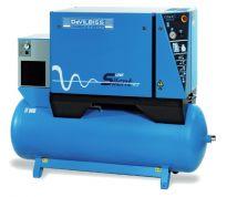 Compresseur d'air insonorisé 500 Litres - 70m3/h avec sécheur d'air