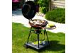 Barbecue charbon de bois - Émaillée - QOOKA A 577