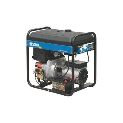 Groupe électrogène Diesel - 10 kW - 400 V