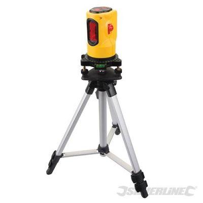 Coffret niveau laser automatique - Portée de 10 m