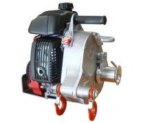 Treuil cabestan de tirage à essence haute-vitesse PCW5000-HS