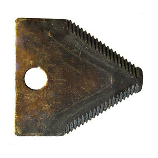 Début de Conception pour la Fabrication d'un Broyeur de Végétaux Couteau-triangulaire-reversible-special-brf
