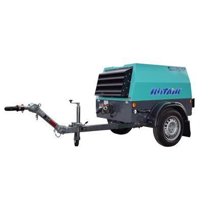 Compresseur de chantier tractable 25.2 cv 2000 l/mm