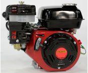 Moteur thermique 4 temps OHV 6.5 CV avec adaptateur pour accélérateur déporté