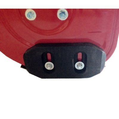 Jeu de patins de glissement latéraux pour fraise 9, 13 et 15 cv