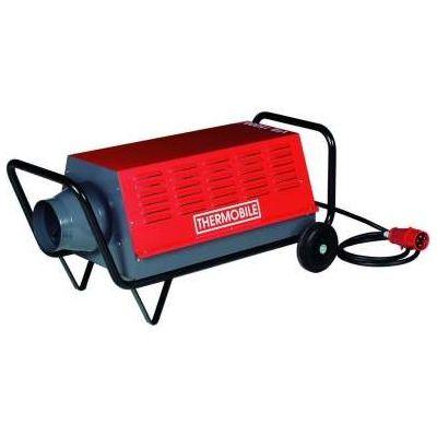 Chauffage mobile électrique à turbine 15 kW/400 V -VTB1500-