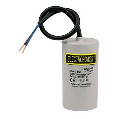Condensateur fendeur