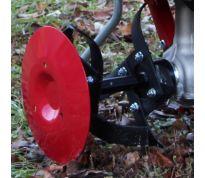 Lame de fraise gauche pour motoculteur EP400