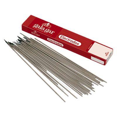 Électrodes inox E316 L Ø 2.5x350 mm 1 kilo