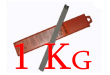 Electrode Inox Type 304L 20/10BC - Ø 2.0 x 300 mm