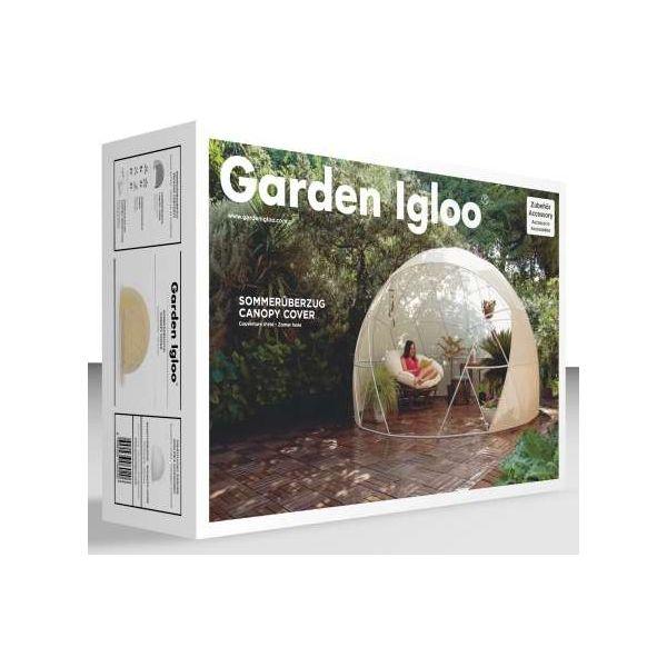 Garden igloo toit d 39 ombrage pour abri de jardin - Protection toit abri de jardin ...
