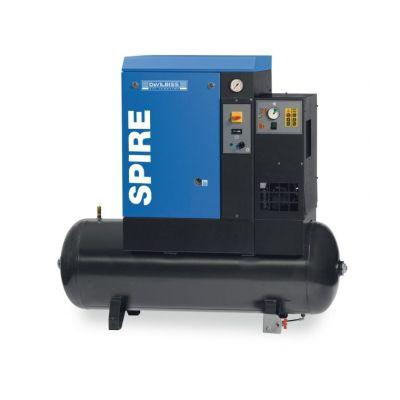 Compresseur rotatif à vis 270 Litres - 7.5cv - 400V - 10 bar