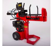 Fendeur de bûche hydraulique trois positions 15 t avec moteur de 7 cv