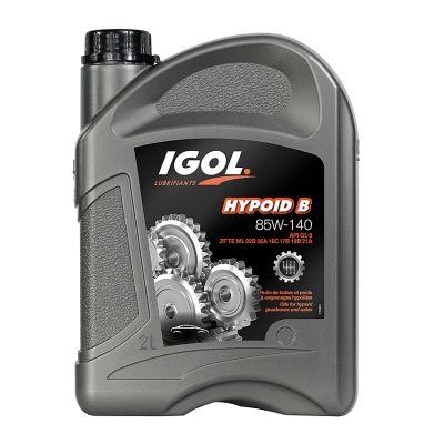 Huile pour boite de vitesse 85W90 - Hypoid B - 2 Litres