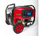 Groupe électrogène Essence - 5500 W - 230 V - AVR - kit brouette - ELECTROPOWER