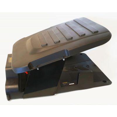 Carport pour robot tondeuse RM24A