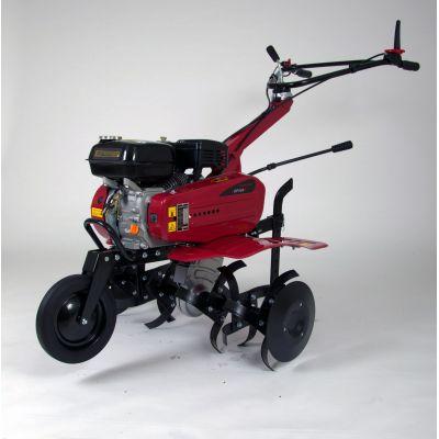 Motoculteur 6.5cv avec charrue simple - Largeur de travail : 75 cm
