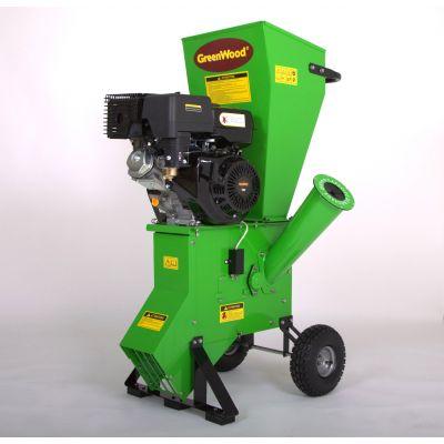 Broyeur de Végétaux / Branches BRF à moteur OHV de 13 CV