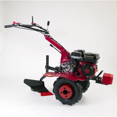 Motoculteur MEP500 196 cc avec charrue simple - Largeur de travail : 75 cm