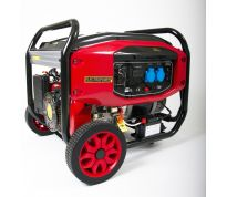 Groupe électrogène Essence - 5500 W - 230 V - AVR - kit brouette